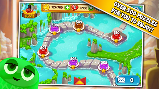Pudding Pop - Connect & Splash Free Match 3 Game screenshots 6
