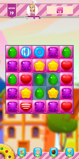 Sweet Jelly Crush Match 3 screenshot 4