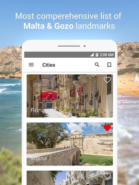 MyMalta – Malta travel guide offline