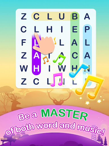 Word Search Pop - Free Fun Find & Link Brain Games  screenshots 5