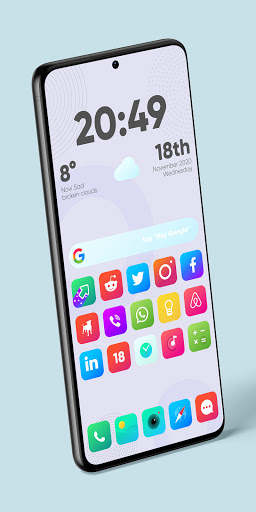 Nova Icon Pack - Rounded Square Icons