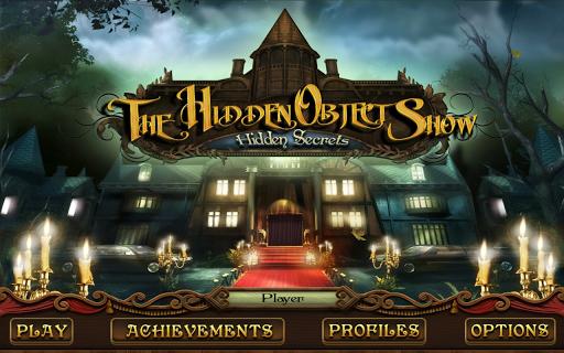 the hidden object show screenshot 1