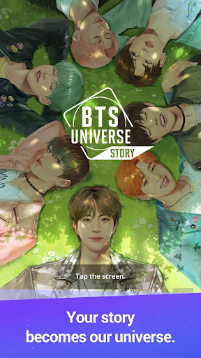 BTS Universe Story  screenshots 1