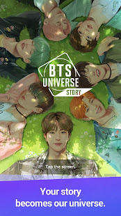 BTS Universe Story 1.4.0 Screenshots 1
