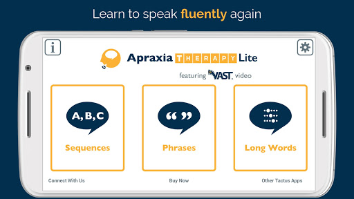 Apraxia Therapy Lite Latest screenshots 1