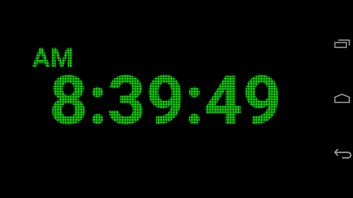 Speaking Alarm Clock apktram screenshots 11