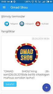 Omad Shou 2.0.0 APK screenshots 3