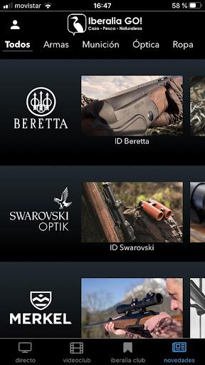Iberalia GO! Apk 2.1.0 screenshots 3