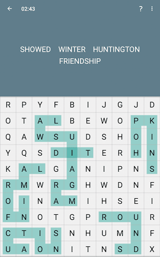 Word Search: Snake screenshots apkspray 18