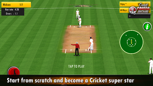 Cricket Career 2016 3.3 Screenshots 4