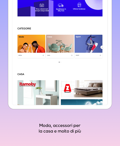 Privalia - Outlet con i migliori marchi di moda android2mod screenshots 9