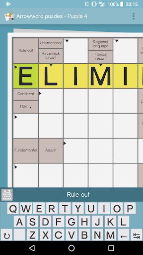 Grid games (crossword & sudoku puzzles) apkpoly screenshots 5