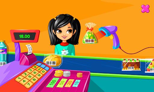 Download Supermarket Game mod apk