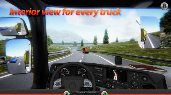 Truckers of Europe 2 (Simulator) MOD APK 0.41 (Unlimited Money) 13