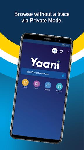 Yaani : Turkey's Web Browser 7.0.1 screenshots 5