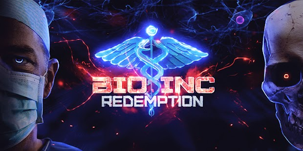Bio Inc. Redemption : Plague vs Doctor Simulator Screenshot