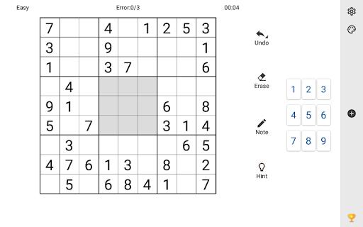 Sudoku 1.4.5 screenshots 13