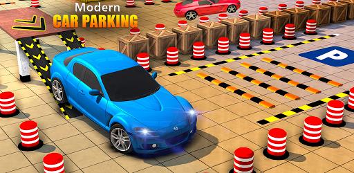 Car Drive Parking Games 3d: Free Car Games Offline screenshots 1