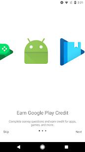 Google Opinion Rewards لشحن الألعاب ببجي , فري فاير مجانا 1