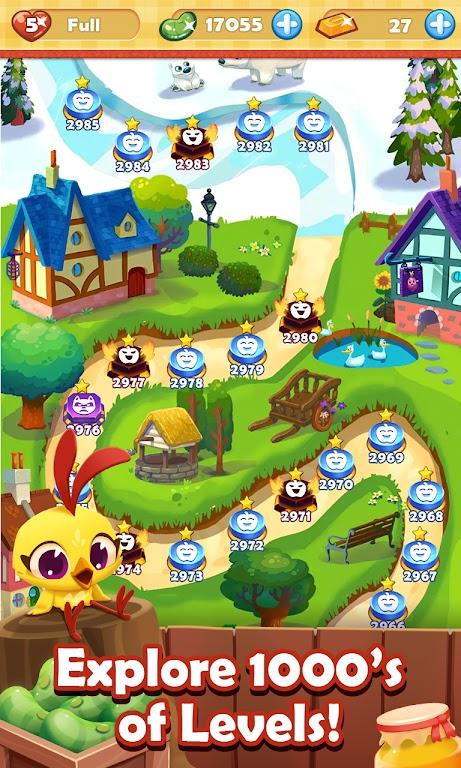 Farm Heroes Saga poster 3