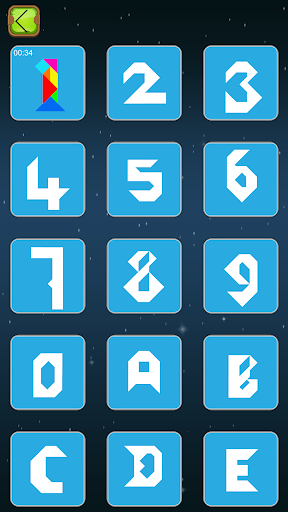 Tangram Puzzles 2.3 screenshots 2