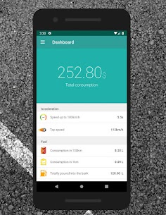 mFuel – car expenses 1.4 Android APK Mod 1