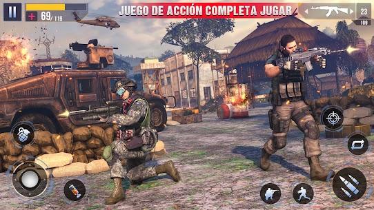 Real Commando Secret Mission 3