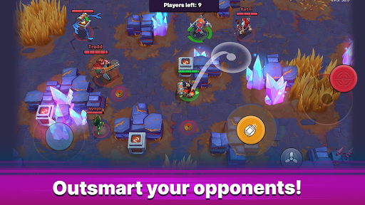 Frayhem - 3v3 Brawl, Battle Royale, MOBA Arena 0.6.0 screenshots 5