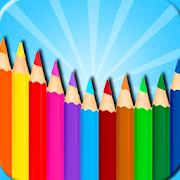 Magic Coloring Book - Color & Draw