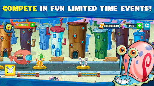 SpongeBob: Krusty Cook-Off 1.0.24 screenshots 7