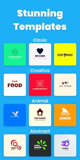 Logoshop: Logo Maker Free & Graphic Design App android2mod screenshots 3