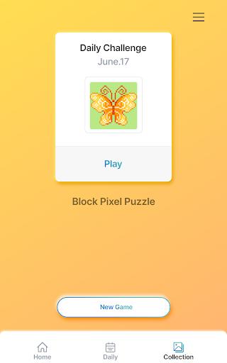 Happy Pixel Puzzle: Free Fun Coloring Logic Game filehippodl screenshot 14