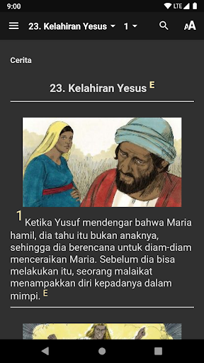 Cerita Alkitab Terbuka modavailable screenshots 8