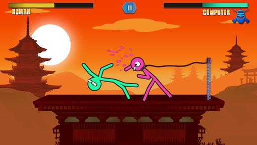 Stickman Fight: Stickman Battle Warrior Game 2021 screenshots 1