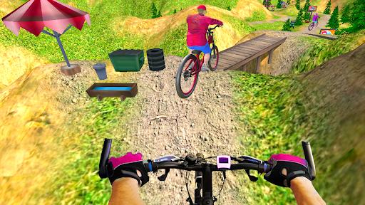 BMX 2 Cycle Game 3d- Mega Ramp Racing Games 2021  screenshots 2