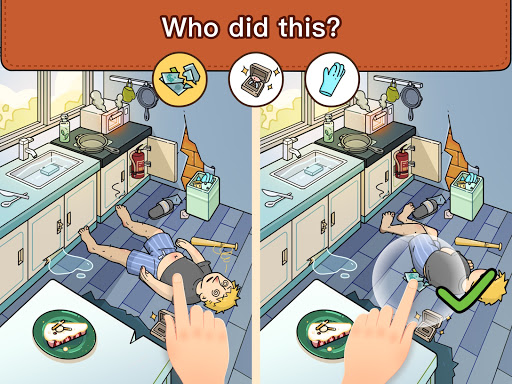 Find Out - Find Something & Hidden Objects  screenshots 16