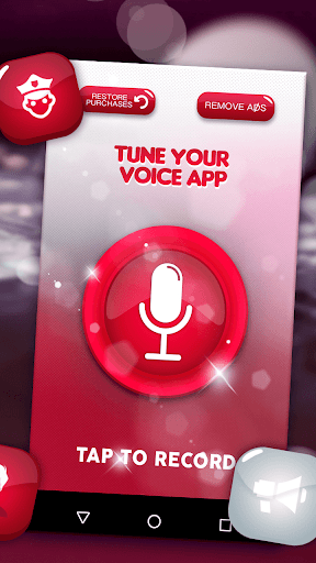 Tune Your Voice App u2013 Voice Changer  Screenshots 3