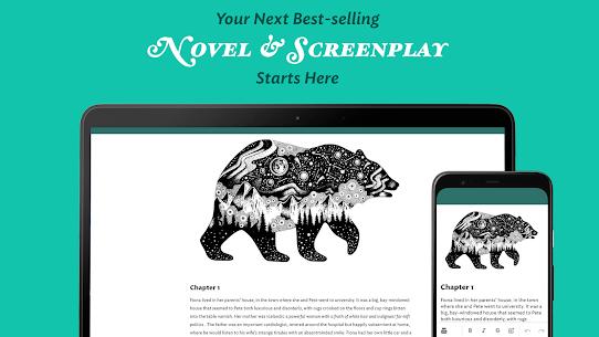 JotterPad – Writer, Screenplay, Novel (MOD, Premium) v13.0.11 17