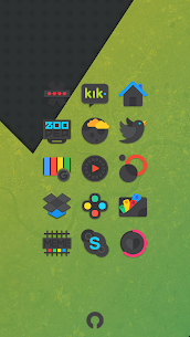 Crispy Dark Icon Pack v2.9.9.9.5 [Patched] 2