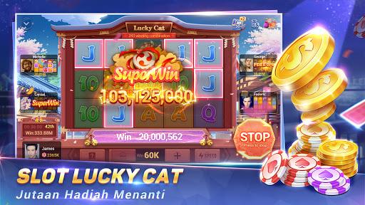 MVP Domino QiuQiuu2014KiuKiu 99 Gaple Slot game online 1.4.5 screenshots 9