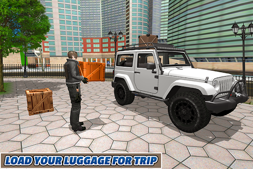 Camper Van Holiday Adventure  screenshots 3