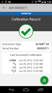 MSA ALTAIR® Connect