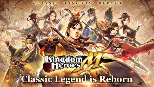 Kingdom Heroes M  screenshots 7