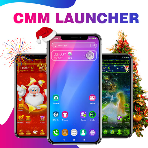 CMM Launcher 2021 3.9.17 Screenshots 4