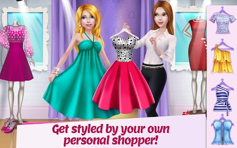 Shopping Mall Girl – Dress Up & Style Game Mod Apk 2.4.7 (Unlimited Money) 6