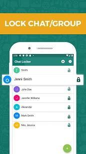 Free Chat Locker for WhatsApp 2
