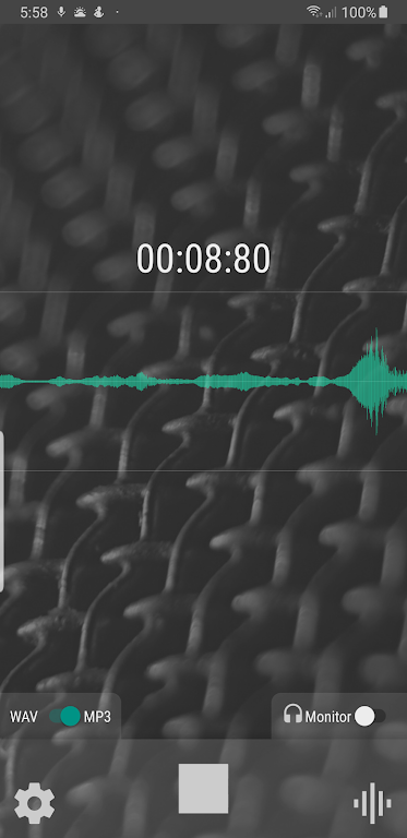 WaveEditor for Android™ Audio Recorder & Editor poster 5