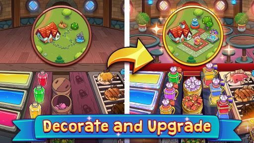 Potion Punch 2: Fun Magic Restaurant Cooking Games android2mod screenshots 5