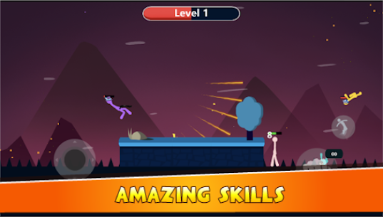 Stick Battle Mod Apk- Super Warriors (Unlimited Gold) 2