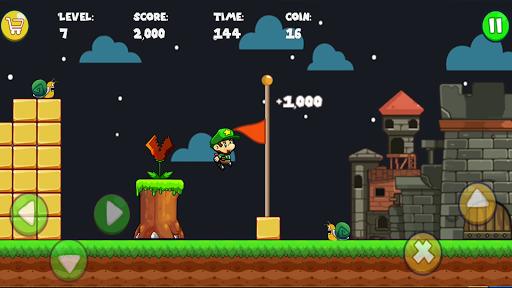 Super Bob's World : Free Run Game  screenshots 9